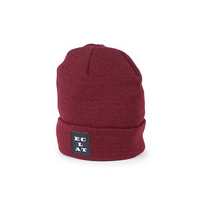 éclat CURRENCY Beanie maroon one size fits most