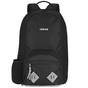 Animal LOUD Backpack black/grey