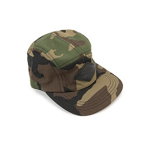 Animal CONCEAL 5 PANEL Mütze camo one size fits most
