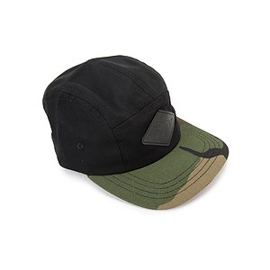 Animal CONCEAL 5 PANEL Mütze camo/schwarz one size fits most