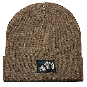 FBM RAMP Beanie brown one size fits most