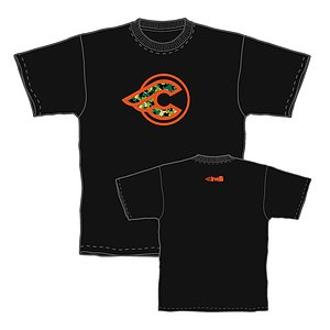 Cinelli WINGED CORK CAMO T-Shirt black S