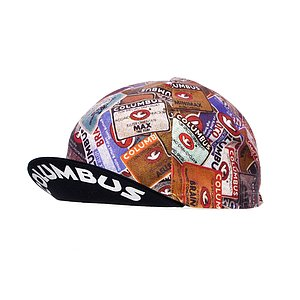 Cinelli COLUMBUS MULTI TAG Cap black one size fits most