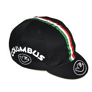 Cinelli COLUMBUS Mütze black one size fits most