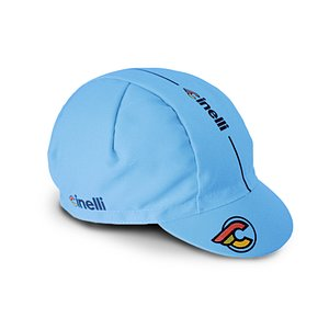 Cinelli SUPERCORSA Cap light blue one size fits most
