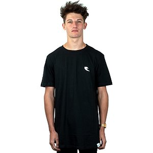 tall order BOTTOM LOGO T-Shirt schwarz M