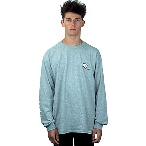 tall order PATCH LOGO Longsleeve grey M