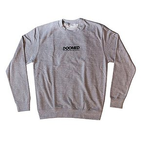 Doomed CREW Sweater