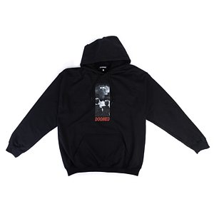 Doomed THE END Heavy Blend Hooded Sweater