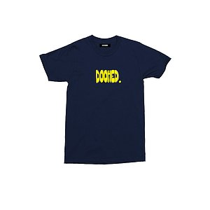 Doomed BUBS T-Shirt navy M