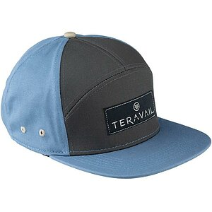 Teravail 7-PANEL Mütze black/blue