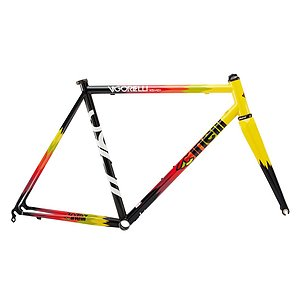 Cinelli 2018 VIGORELLI ROAD STEEL Rahmen Gabel Set