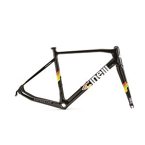 Cinelli 2019 SUPERSTAR Frame Fork Set