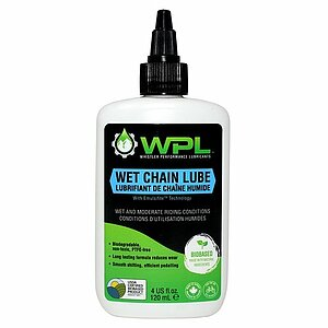WPL WET CHAIN LUBE 120ml