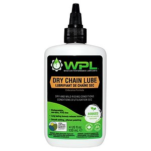 WPL DRY CHAIN LUBE 120ml