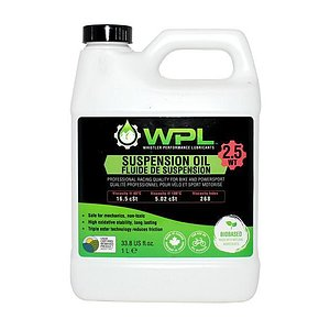 WPL SUSPENSION OIL 2.5WT, 1000ml