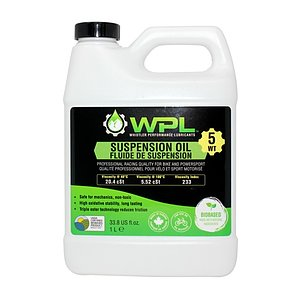 WPL SUSPENSION OIL 5WT, 1000ml