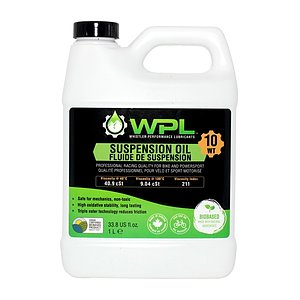 WPL SUSPENSION OIL 10WT, 1000ml