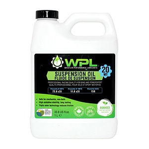 WPL SUSPENSION OIL 20WT, 1000ml